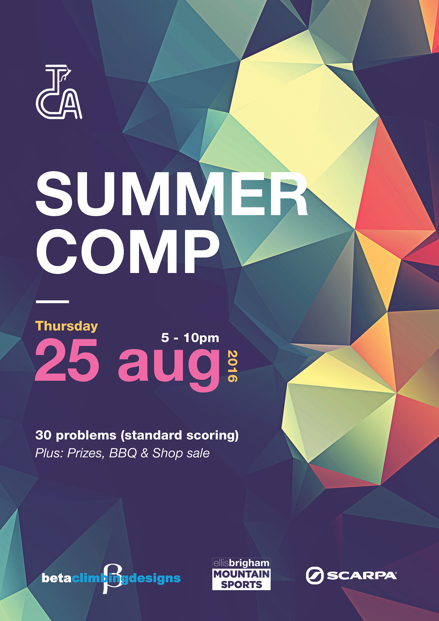 TCA Poster