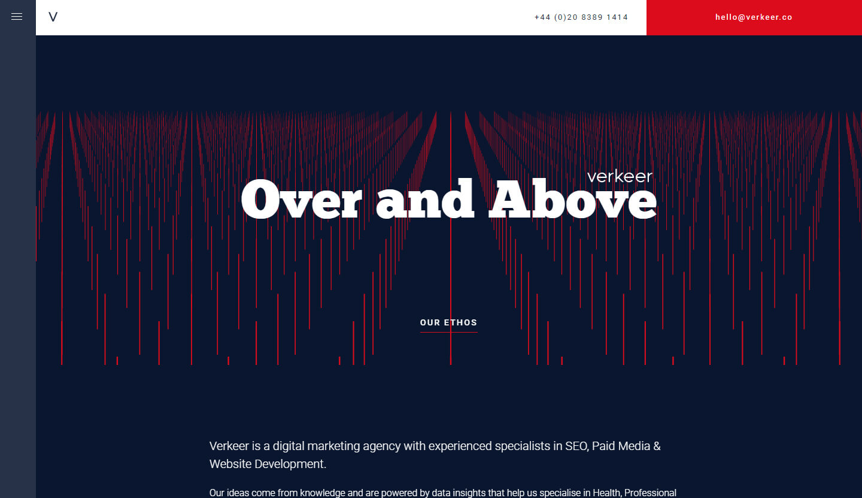 Verkeer Homepage